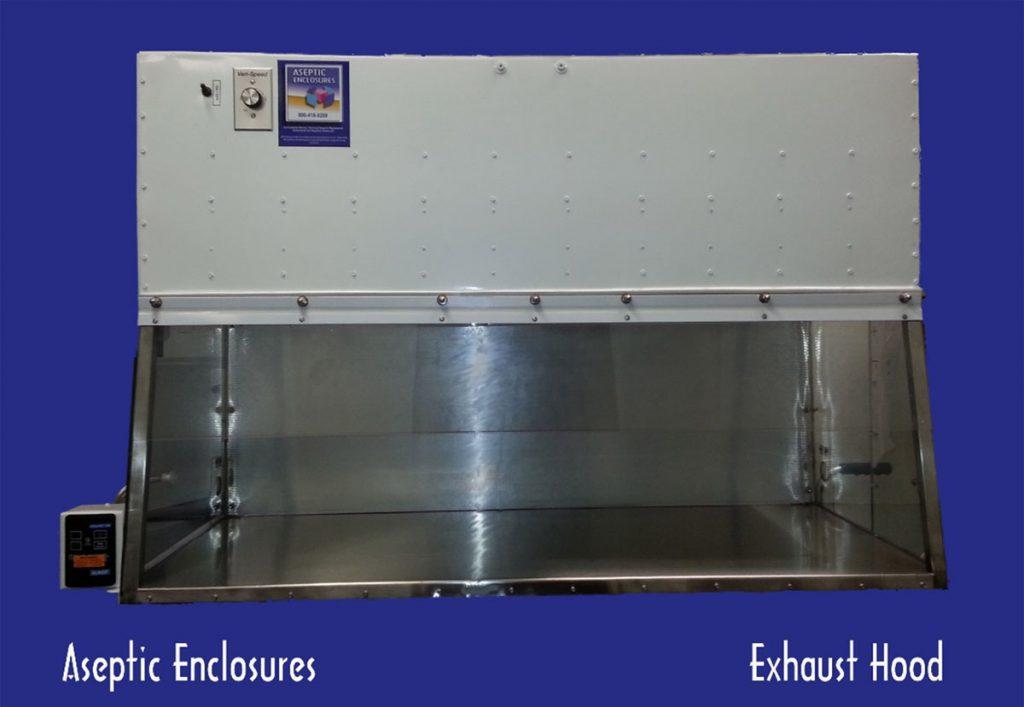 Aseptic Enclosures Exhaust Hood
