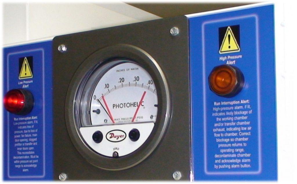 Differential Pressure Monitors