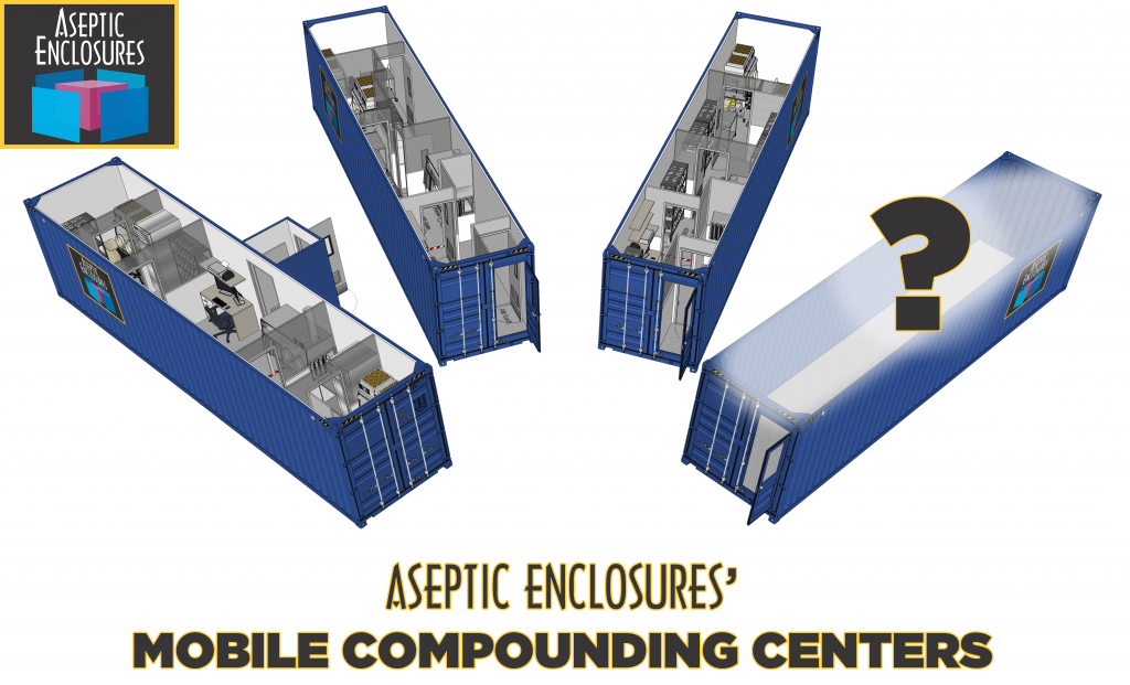 Mobile Compounding Cleanroom